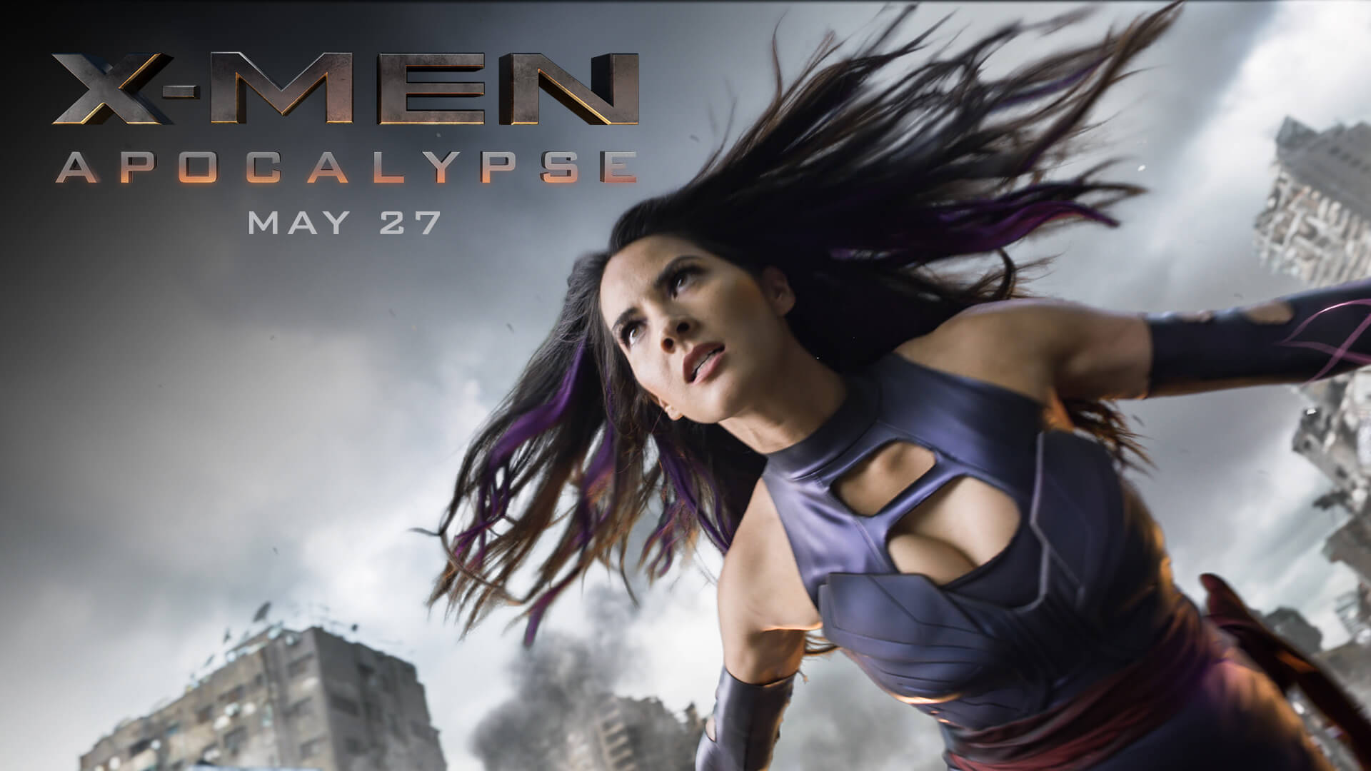 X-Men Apocalypse (2016) Hindi Dubbed HDTCRip 500MB