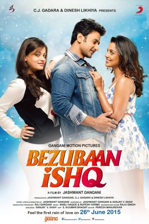 Bezubaan Ishq (2015) Hindi HDRip 400MB