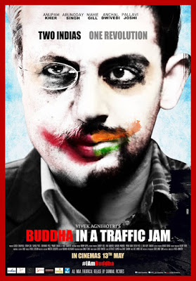 Buddha In A Traffic Jam (2016) Hindi Movie DVDRip 720P