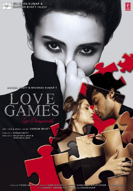 Love Games (2016) Hindi WEBDL 720p
