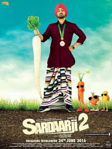 Sardaarji 2 (2016) Punjabi Movie 700MB