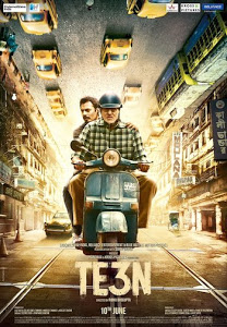 Te3n (2016) Hindi Movie 700MB Pdvd