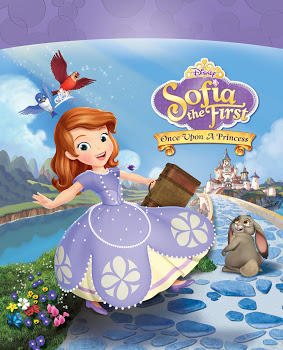 Sofia The First Once Upon A Princess (2012) Dual Audio 500MB
