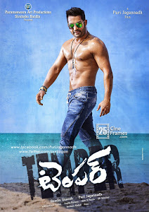 Temper (2015) Hindi Dubbed HDRip 480P