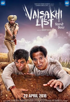 Vaisakhi List (2016) Punjabi Movie HDRip 200MB
