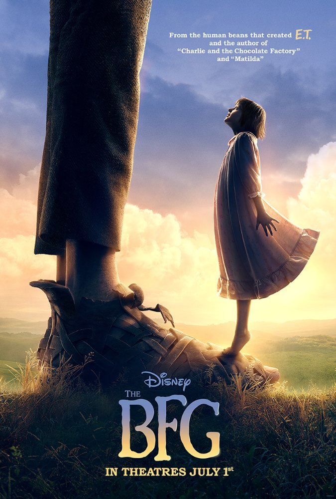 The BFG (2016) Dual Audio HEVC Mobile 100MB