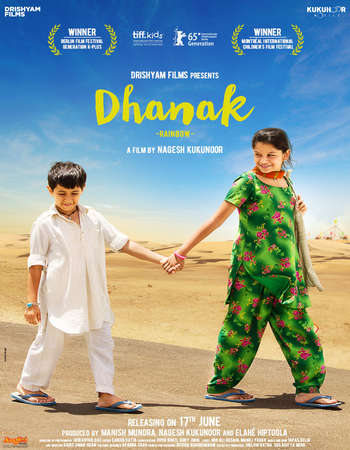 Dhanak 2016 Hindi 720p HDRip 400MB