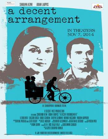 A Decent Arrangement 2014 Hindi 300MB WEBRip 720p