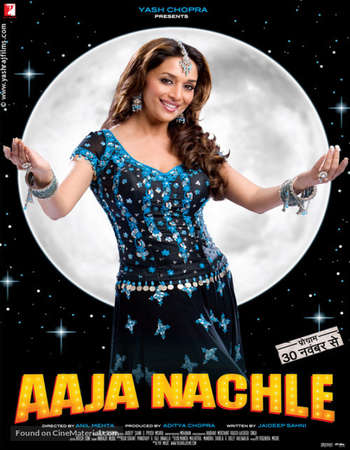 Aaja Nachle 2007 Hindi 480p HDRIP 650MB