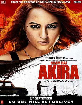 Akira 2016 Hindi Movie pDVDRip XviD 500MB