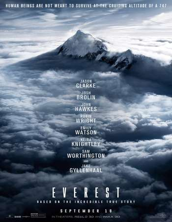 Everest 2015 Dual Audio 720p BRRip 500MB
