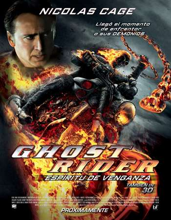 Ghost Rider Spirit of Vengeance 2011