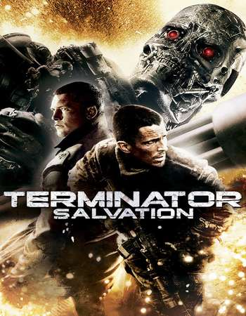 Terminator Salvation 2009 Dual Audio 720p BRRip 300MB