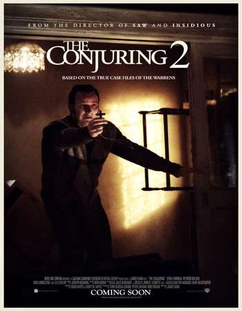 The Conjuring 2 2016 ORG Dual Audio 720p BRRip HEVC