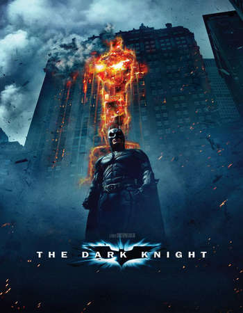 The Dark Knight 2008 Dual Audio 100MB BRRip HEVC