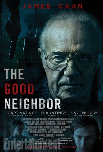 The Good Neighbor 2016 English 720p HDRIP 700MB
