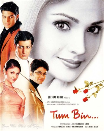 Tum Bin 2001 Hindi Movie 720p HDRip 950MB