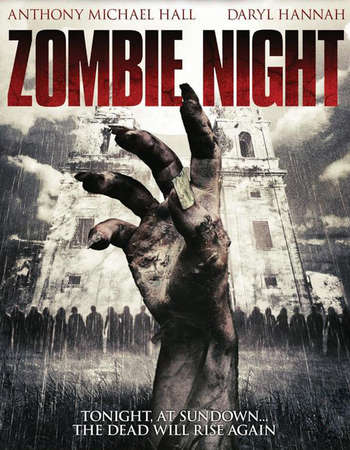 Zombie Night 2013 Dual Audio 250MB BRRip 480p