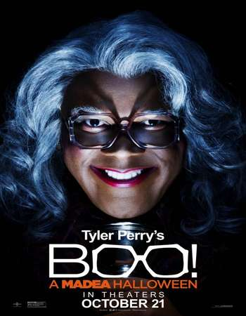 Boo! A Madea Halloween 2016 English HDCAM 650MB