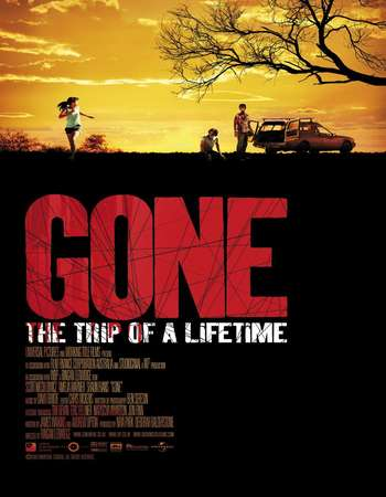 Gone 2006 Dual Audio 350MB HDRIp 480p