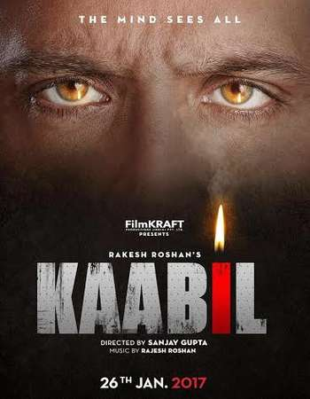 Kaabil 2017 Hindi Official Trailer 720p