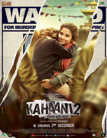 Kahaani 2 2016 Hindi Official Trailer 720p