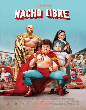 Nacho Libre 2006 Dual Audio 450MB HDRIP 720p