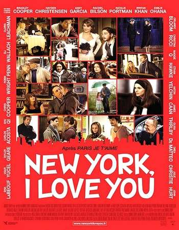 New York, I Love You 2008 English BRRip 480p