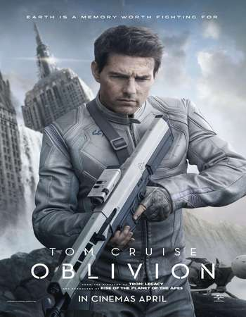 Oblivion 2013 Dual Audio BRRip 720p