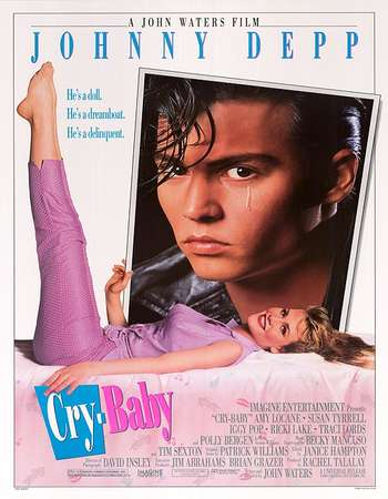 Cry-Baby 1990 English 200MB BRRip 480p
