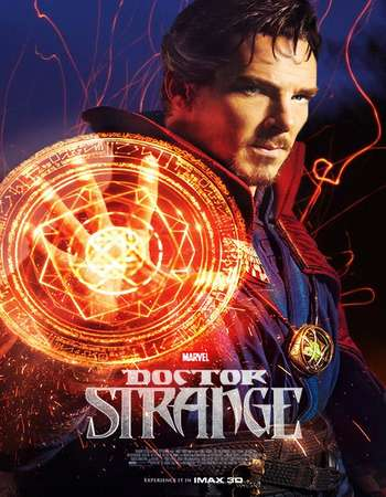 Doctor Strange 2016 Dual Audio HDCAM 700MB