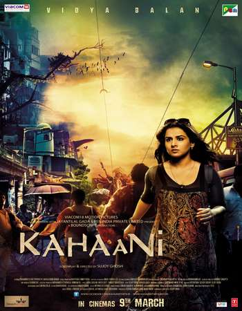 Kahaani 2012 Hindi 500MB BRRip 720p HEVC