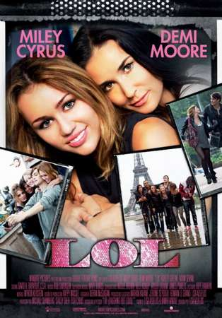 LOL 2012 Hindi Dual Audio 400MB BRRip 720p HEVC