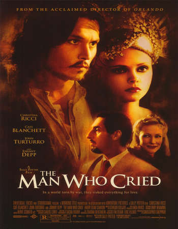The Man Who Cried 2000 English 200MB BRRip 480p