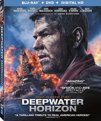 Deepwater Horizon 2016 English Movie 480p BRRip 350MB ESubs