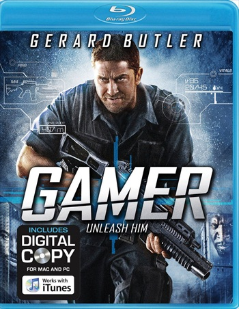 Gamer 2009 Dual Audio 480p BluRay 350mb