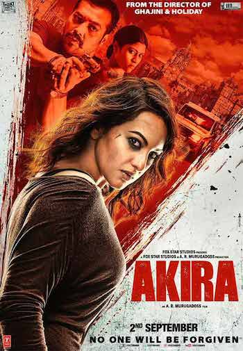 Akira 2016 Hindi Movie 480p BluRay 300mb