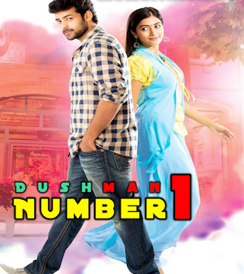 Dushman No 1 2017 Hindi Dubbed 480p HDRip 350mb