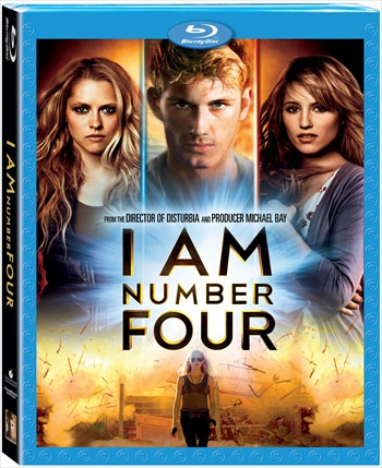 I Am Number Four 2011 Dual Audio 720p BRRip 900mb