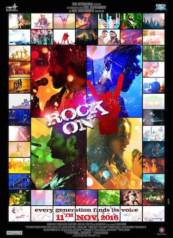 Rock On 2 2016 Hindi Movie 480p DTHRip 300mb