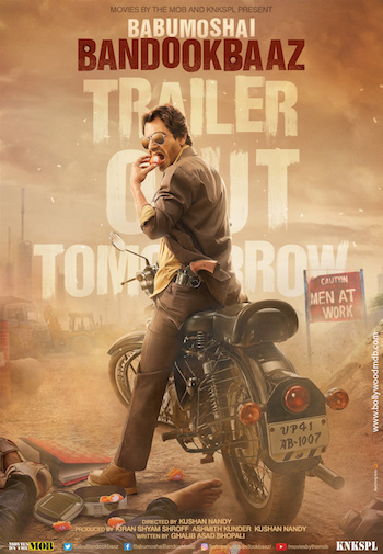 Babumoshai Bandookbaaz 2017 Hindi