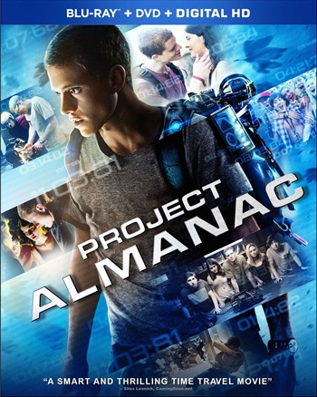 Project Almanac 2015 Dual Audio Hindi 480p BluRay 350mb