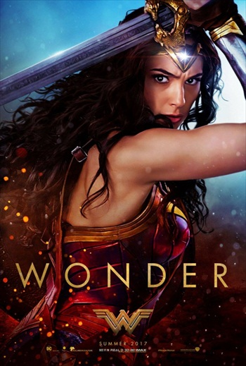 Wonder Woman 2017 English 480p WEB-DL 300MB