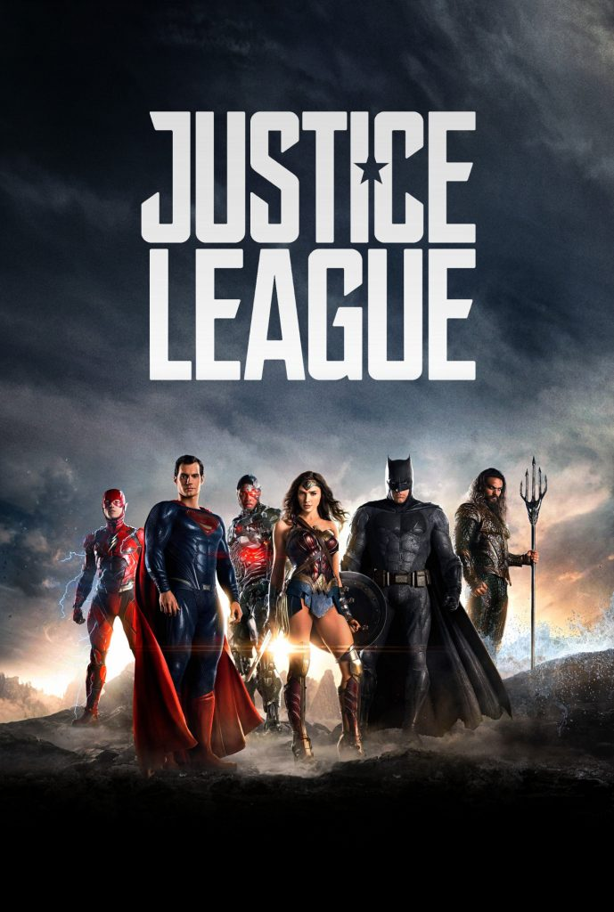 Justice League 2017 English HDCAM 690MB