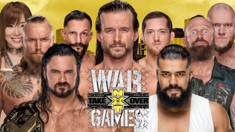 WWE NXT TakeOver WarGames 2017 WEBRip 480p 500MB