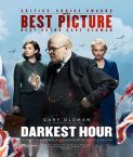 Darkest Hour 2017 English 650MB DVDScr x264