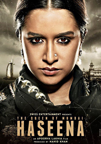 Haseena Parkar 2017 Hindi 480p HDRip 250MB