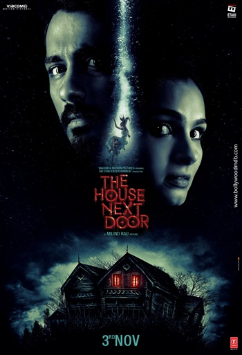 The House Next Door 2017 Hindi 480p WEBRip 300MB