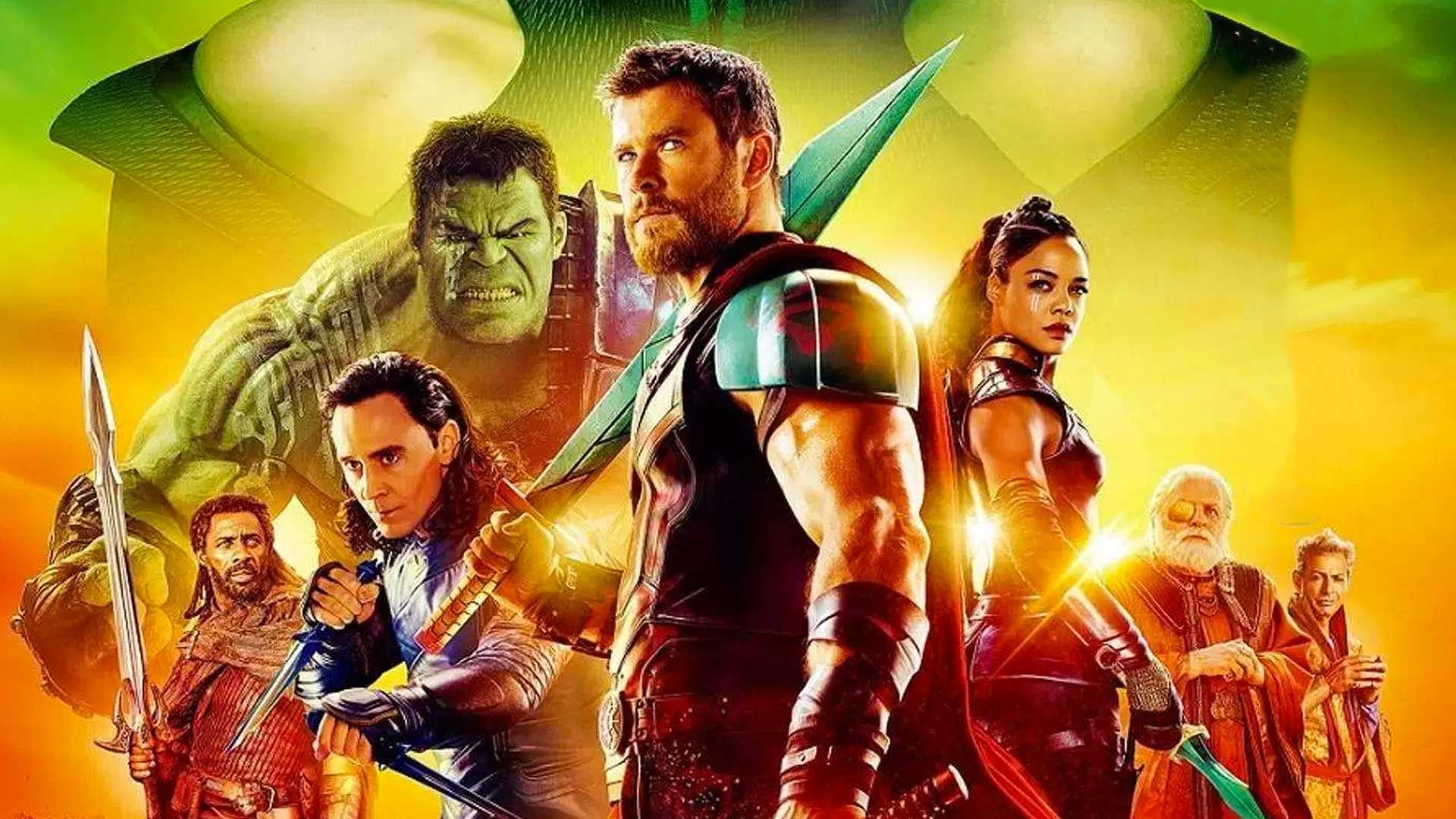 Thor Ragnarok 2017 English 720p Web-DL 900MB ESubs