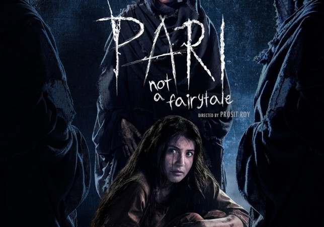 Pari 2018 Hindi Movie CAMRip 700MB
